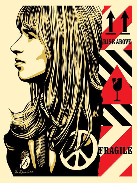 , 'Fragile Peace ,' 2018, McCaig-Welles