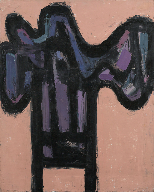 , 'Set (No. 1),' 1958, Berry Campbell Gallery