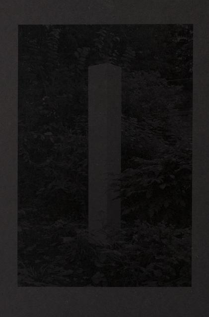 Prem Sahib, 'Outing', 2015, Print, Laser print on black wove paper, Forum Auctions