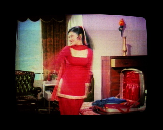 Iftikhar Dadi & Elizabeth Dadi, 'Anticipation, Urdu Film Series', 2009, Jhaveri Contemporary