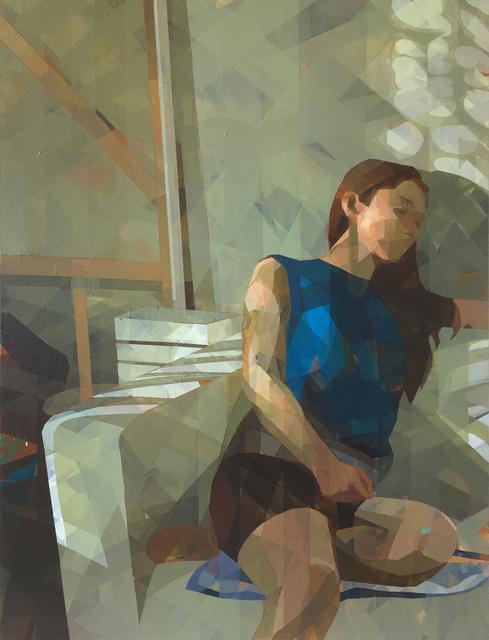 Ryoko Tajiri, 'Memories', 2017, Claire Carino Contemporary