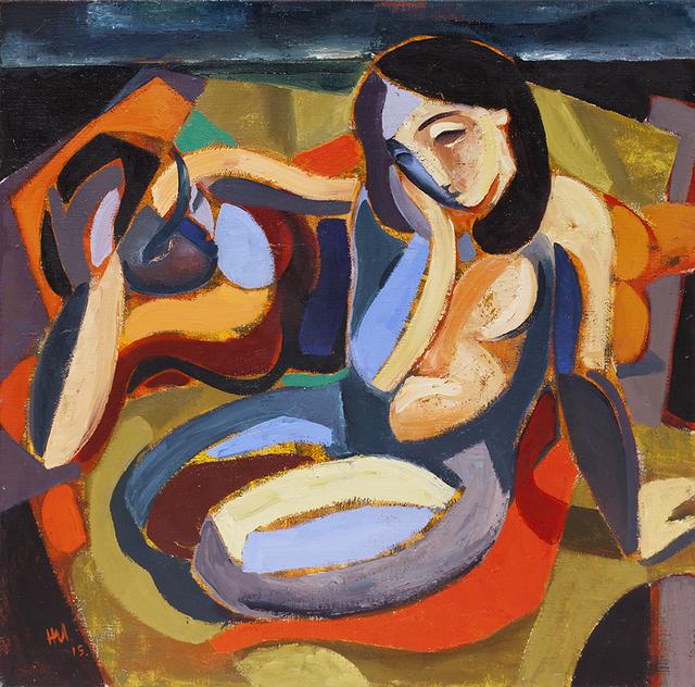 , 'Beach composition II,' 2015, Johans Borman Fine Art