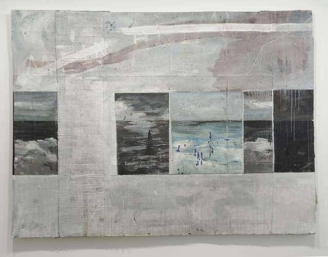 , 'Mein Heimweh,' 2016, Galerie Ron Mandos