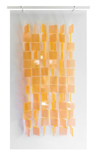 , 'Mobile Translucide Orange,' 2018, Galería RGR