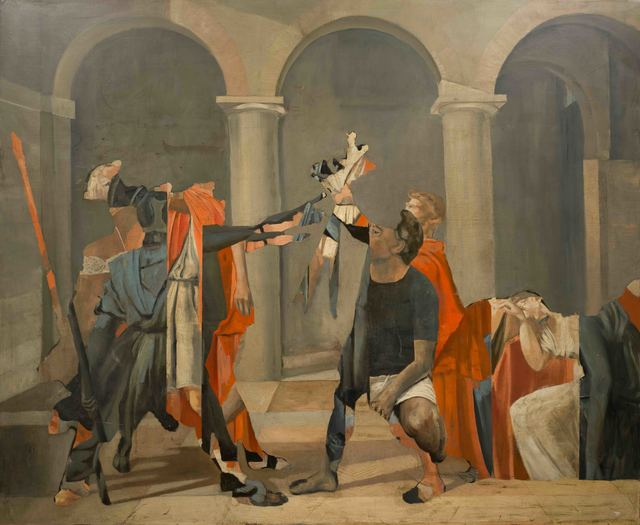 , 'Horace's Oath,' , Hugo Galerie