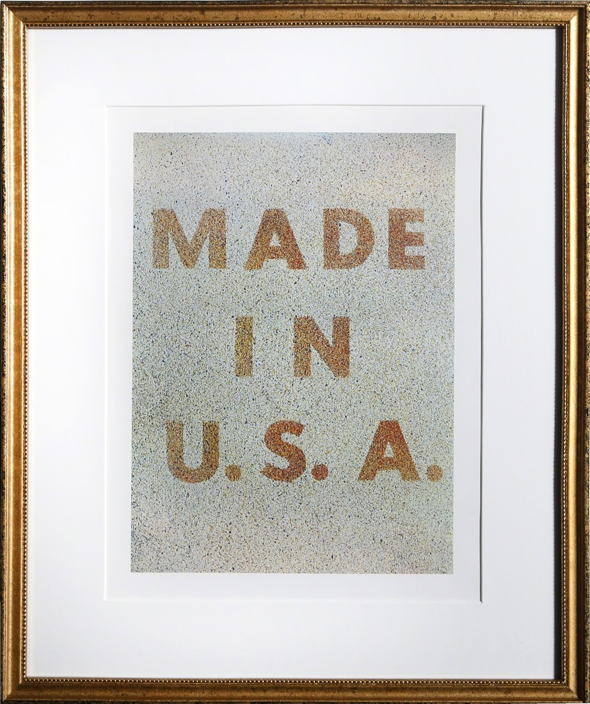 How Do I Get A Product Made Ed Ruscha America Her Best Product Made In Usa From The Kent
