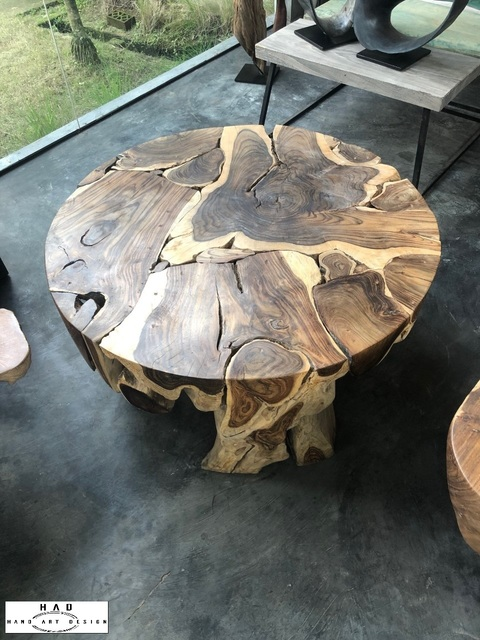, 'Round Coffe Table,' 2018, HAD Gallery