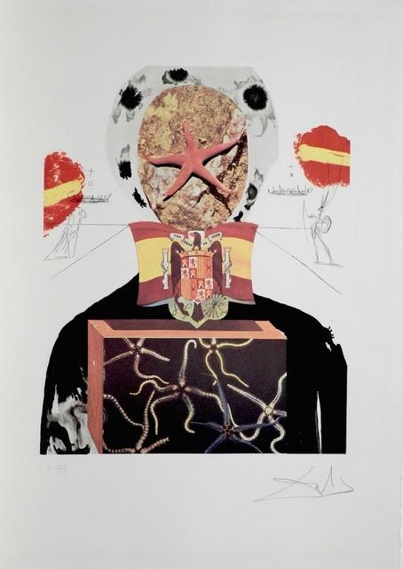 Salvador Dalí, 'Memories of Surrealism Surrealist King ', 1971, Fine Art Acquisitions