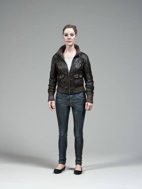 , 'Standing woman,' 2010, LKFF