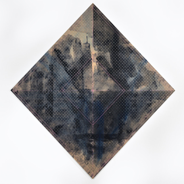 , 'Cible Jeune (Grande) II,' 2013, Samy Abraham