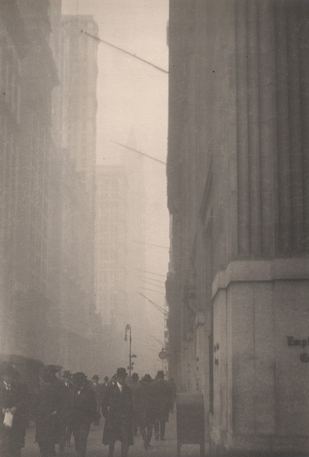 , 'Lower Manhattan,' ca. 1915, Keith de Lellis Gallery