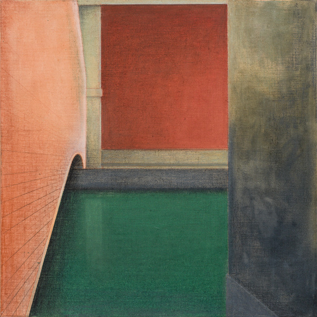 , 'Channel 9,' 2017, Galerie Kovacek & Zetter