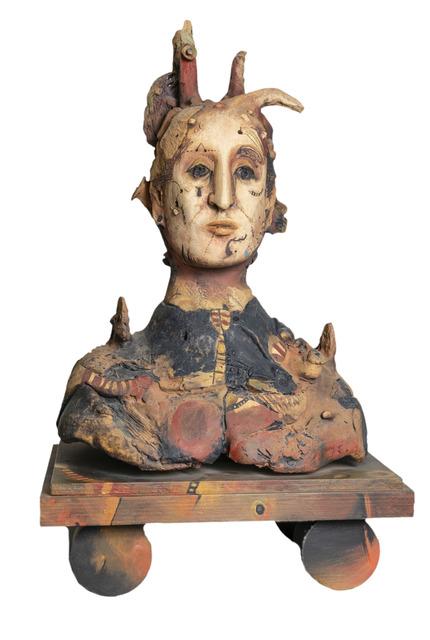 , 'La dama de las tribulaciones ,' 1998, Biaggi & Faure Fine Art