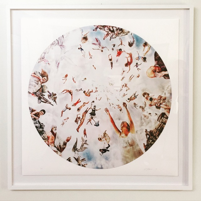 , 'Rapture Giclee Print,' 2017, Art Unified Gallery