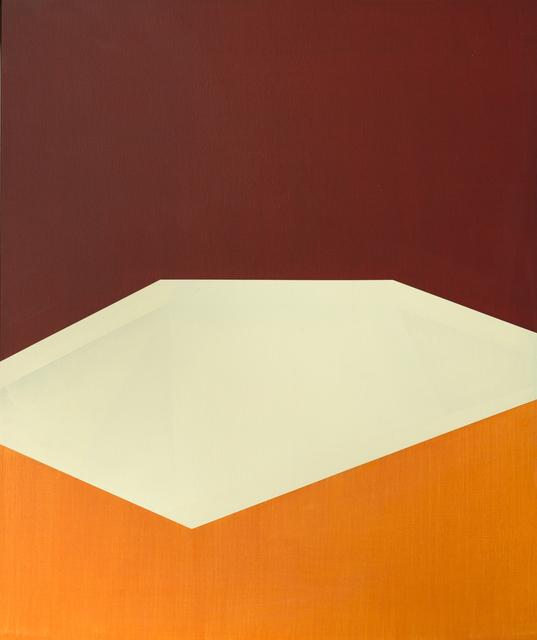 Heike Kelter, 'Zorbig', 2019, Painting, Ink, acrylic on canvas, Alfa Gallery