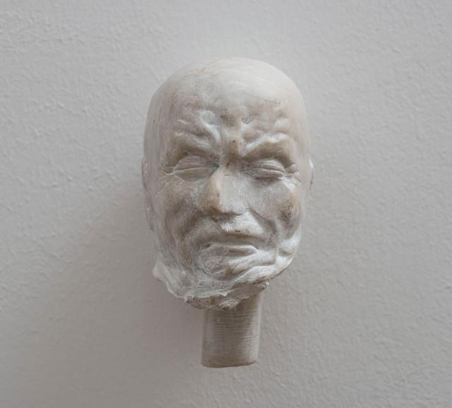 , 'Small head of Ranuccio T,' 2015, MLF | MARIE-LAURE FLEISCH