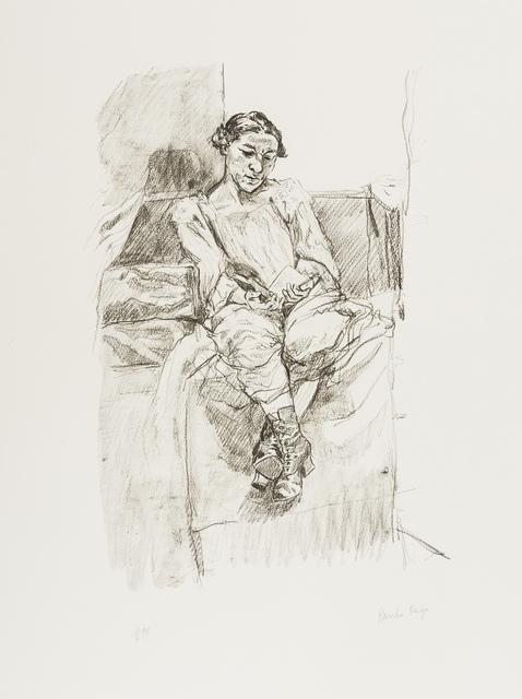 Paula Rego, 'Girl Reading', 2002, Forum Auctions