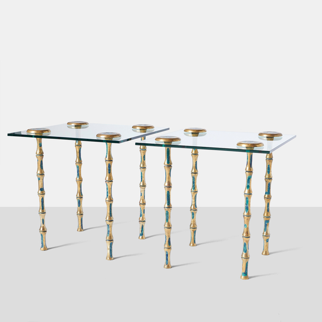 Pepe Mendoza, 'Pair of Side Tables by Pepe Mendoza', ca. 1950, Almond & Co.