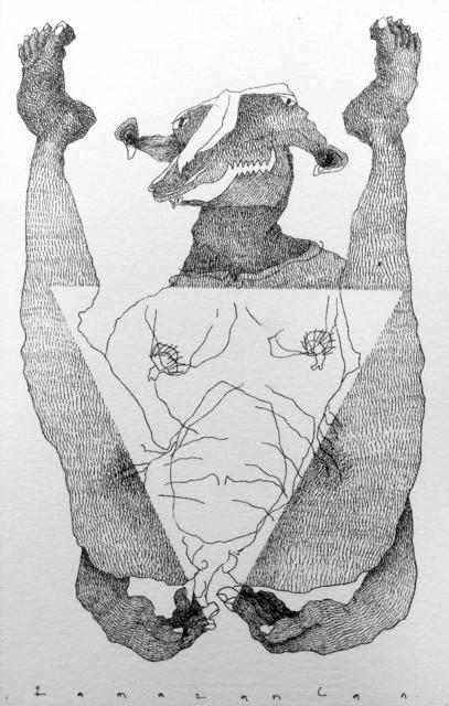 , 'Darkness - Karanlık,' 2016, Anna Laudel