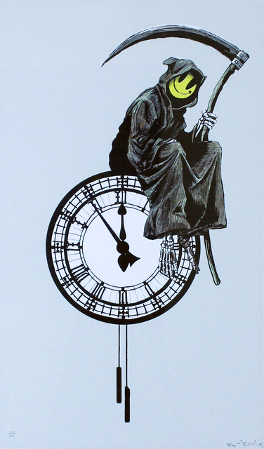 , 'Grin Reaper,' 2005, Gormleys Fine Art