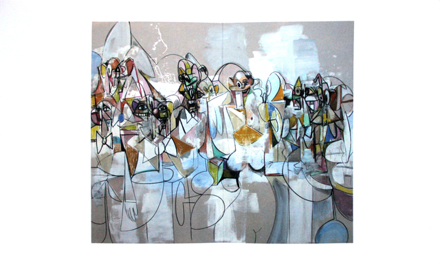 George Condo, 'Untitled', 2011, EHC Fine Art Gallery Auction