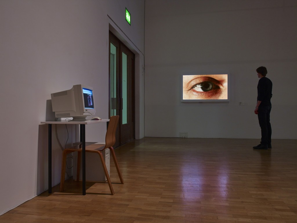 Installation view: Electronic Superhighway (2016 – 1966), Whitechapel Gallery, London, 29 January – 15 May 2016. Courtesy of the artist. Photo: Stephen White