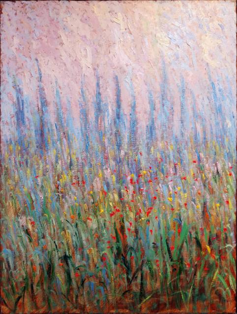 , 'Lavender I,' 2017, Galerie d'Orsay