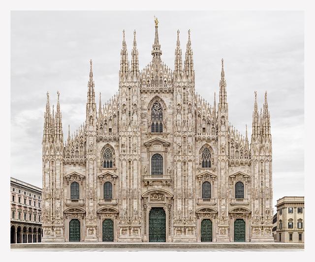 , 'Milano, Duomo di Santa Maria Nascente,' 2009-2017, Axel Vervoordt Gallery