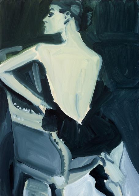 , 'Unzipped,' 2015, Madison Gallery