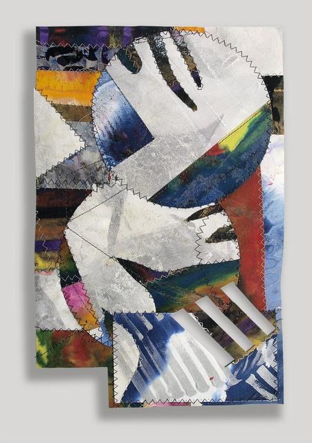 Sam Gilliam, 'Peru Collage VII', 2000, 100 MEATBALLS × VEL