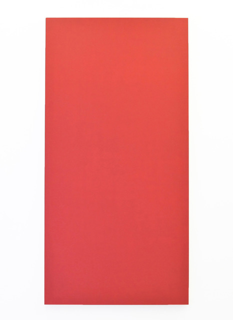 , 'Untitled (Pink),' 2012, MARTOS GALLERY