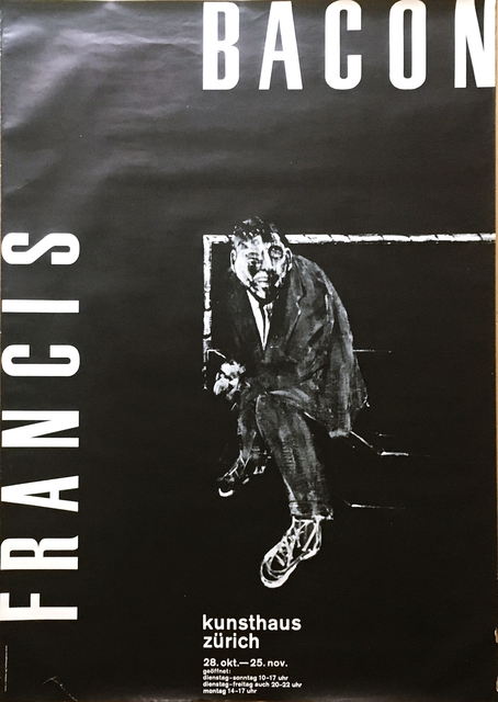 Francis Bacon, 'Kunsthaus Zurich', 1962, Alpha 137 Gallery