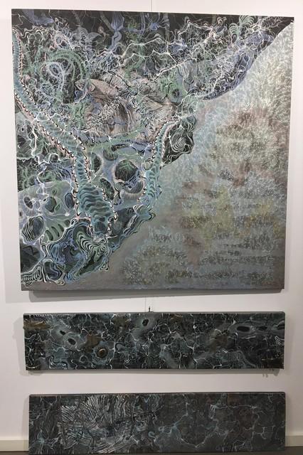 Ketevan Peradze, 'Underwater Universe', 2017, Galerie Makowski