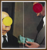 John Baldessari, 'Money With Space Between', 1994, Contemporary Art and Editions