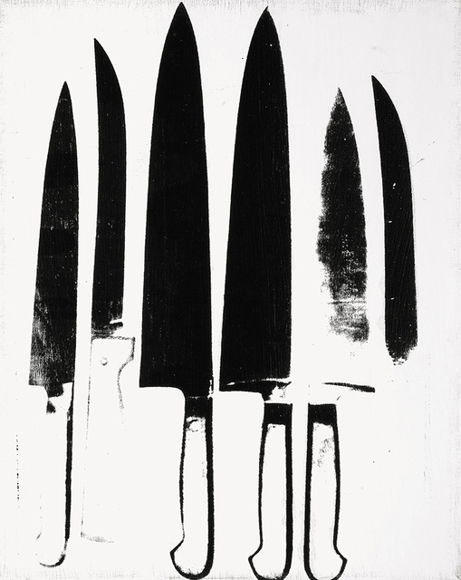 Andy Warhol, 'Knives', 1981, Honor Fraser