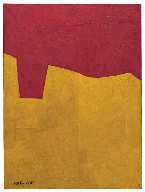 , 'COMPOSITION ABSTRAITE,' 1961-1966, Cheim & Read