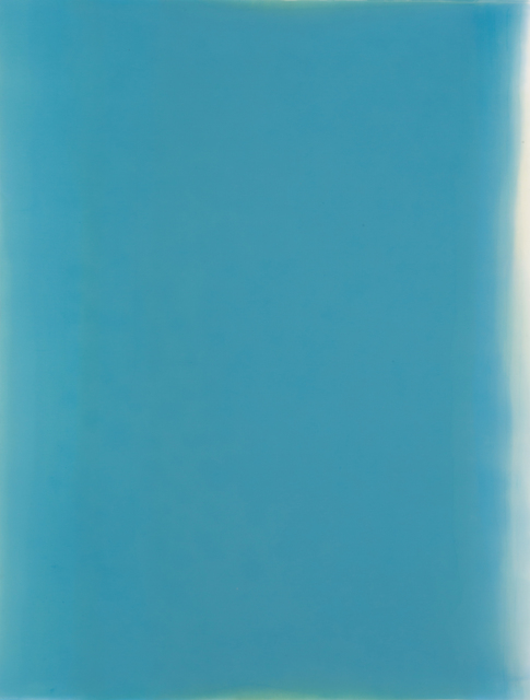 Taek Sang Kim, 'Breathing Light -  Blue Green', 2016, Taguchi Fine Art