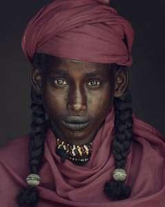 , 'Angelo, Soedoe Soechay, Gerewol, Bossio, Chad.,' 2016, Shoot Gallery