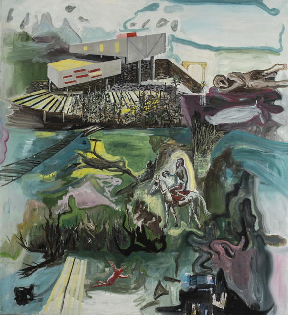 , 'Promised Land,' 2008-2009, Meem Gallery