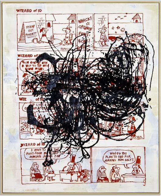 , 'P.M. (Whack),' 2008, Eleni Koroneou