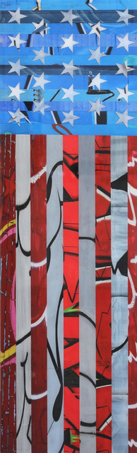 , 'American Graffiti 4/10,' 2018, Artspace Warehouse