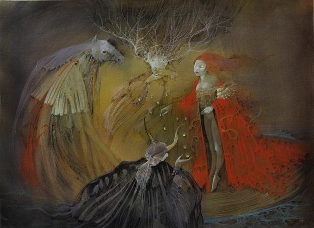 , 'Entrez dans le Cercle!,' 2016, AFA Gallery