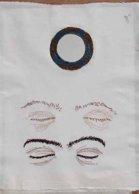 Rakhi Peswani, 'Envisioning the Seer (Studies on Seeing)', 2015, Vadehra Art Gallery