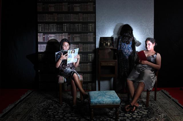 , 'Les trois soeurs,' 2014, Officine dell'Immagine