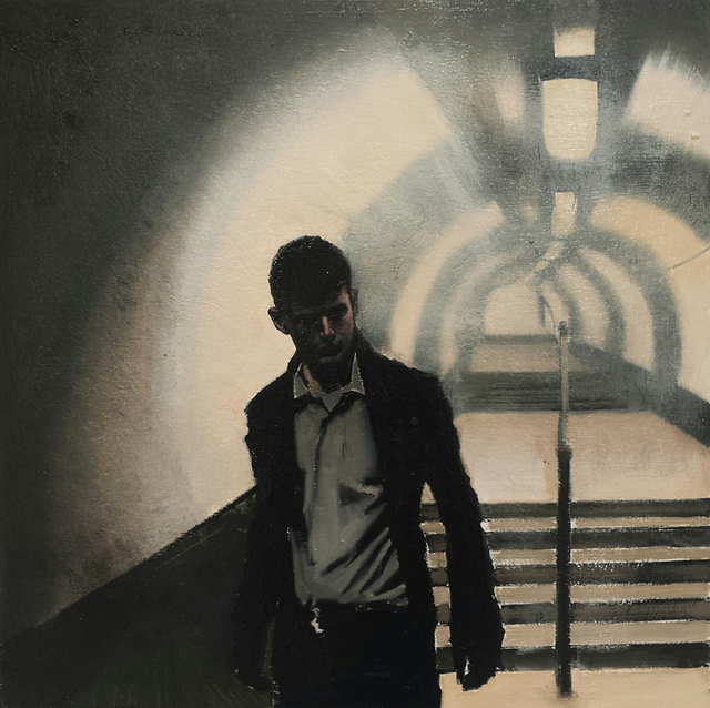 , 'Underground,' 2015, Pontone Gallery