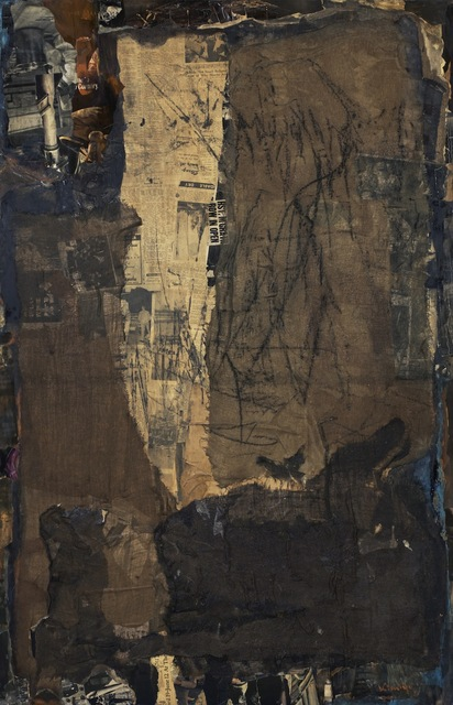, 'Recollection I,' 1962, Anne Mosseri-Marlio Galerie
