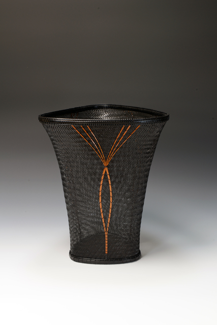 , 'Twill Plaited Jomon-style Flower Basket,' 2015, TAI Modern