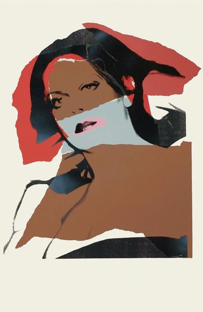 Andy Warhol, 'Ladies and Gentlemen II.134', 1975, Hamilton-Selway Fine Art