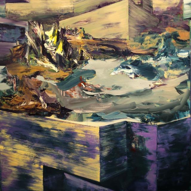 , 'Massive Habitation,' 2016, Patrick Heide Contemporary