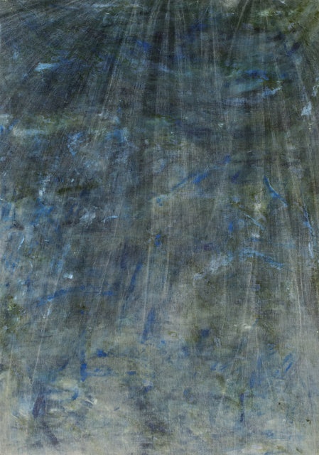 , 'monumental moving barriers,' 2018, Peter Blake Gallery